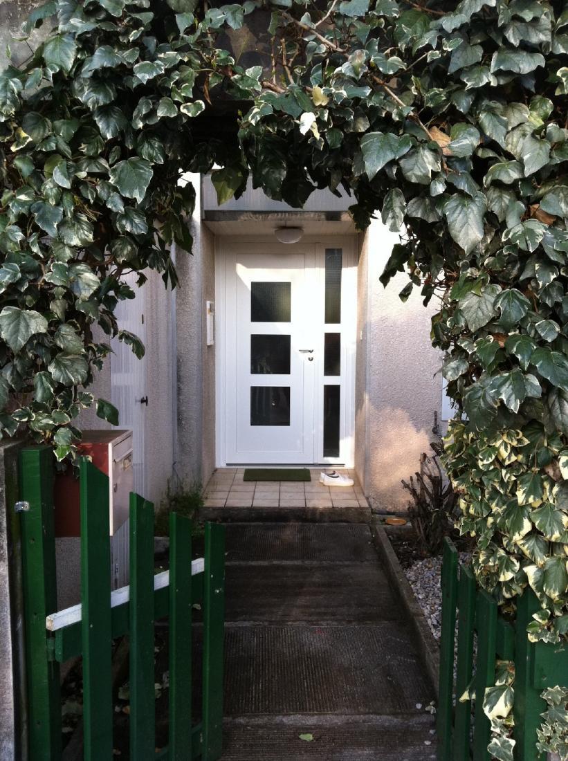 Fabrication et pose de portes d 39 entr e blind es dans le - Certificat d heredite avec porte fort ...