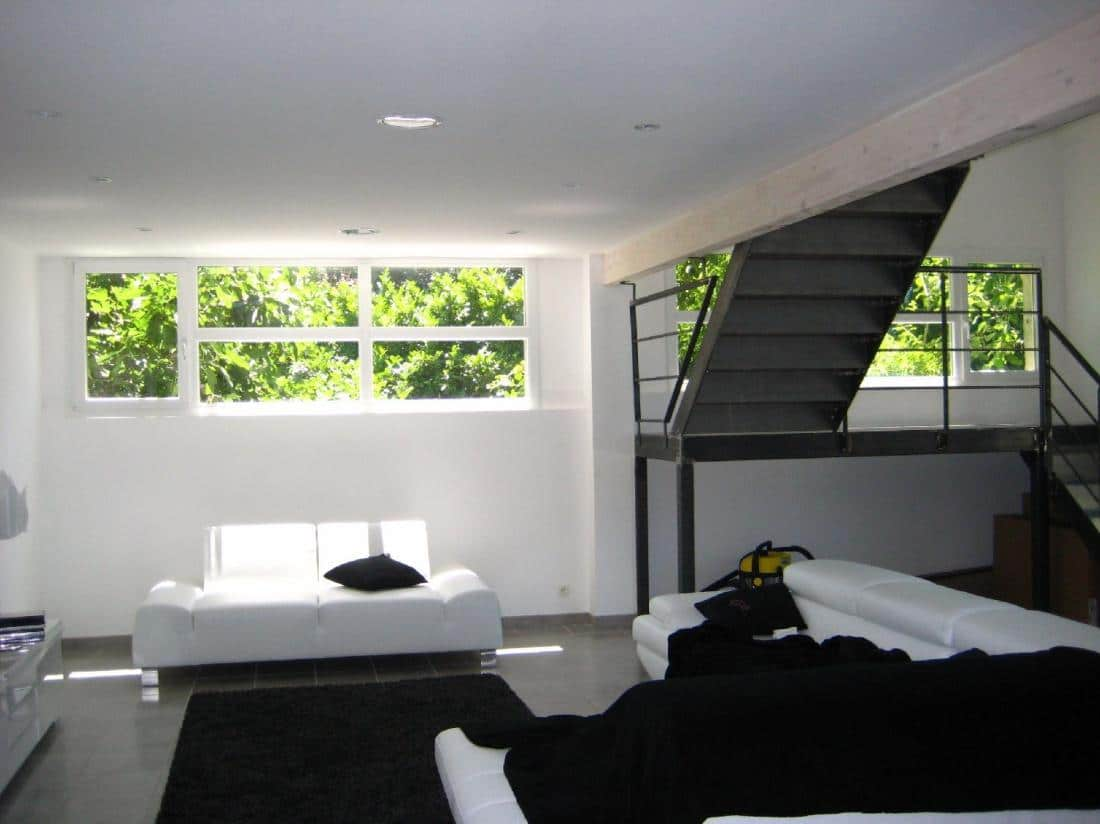 Réalisation fenêtre en PVC