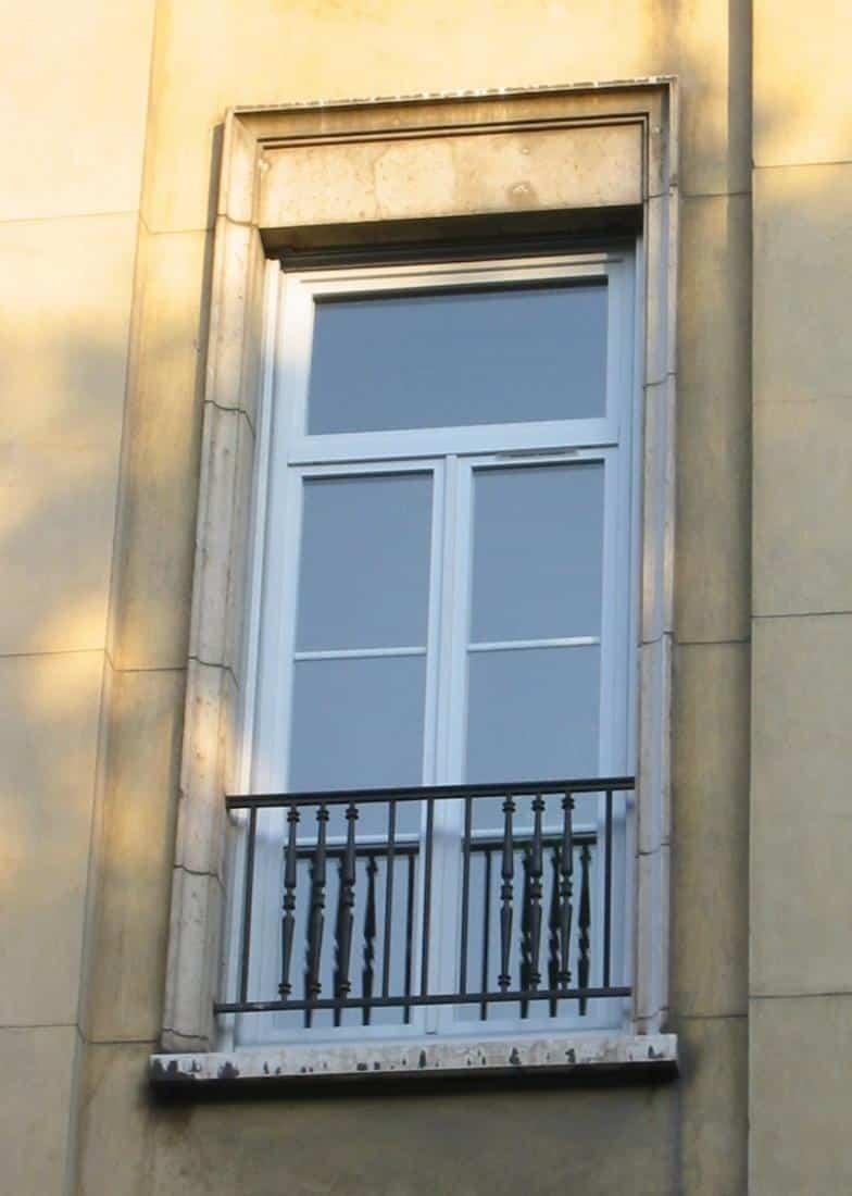 Réalisation fenêtres en PVC