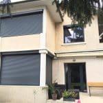 Situé dans le Rhône, Isolation Confort utilise des volets roulants bubendorff