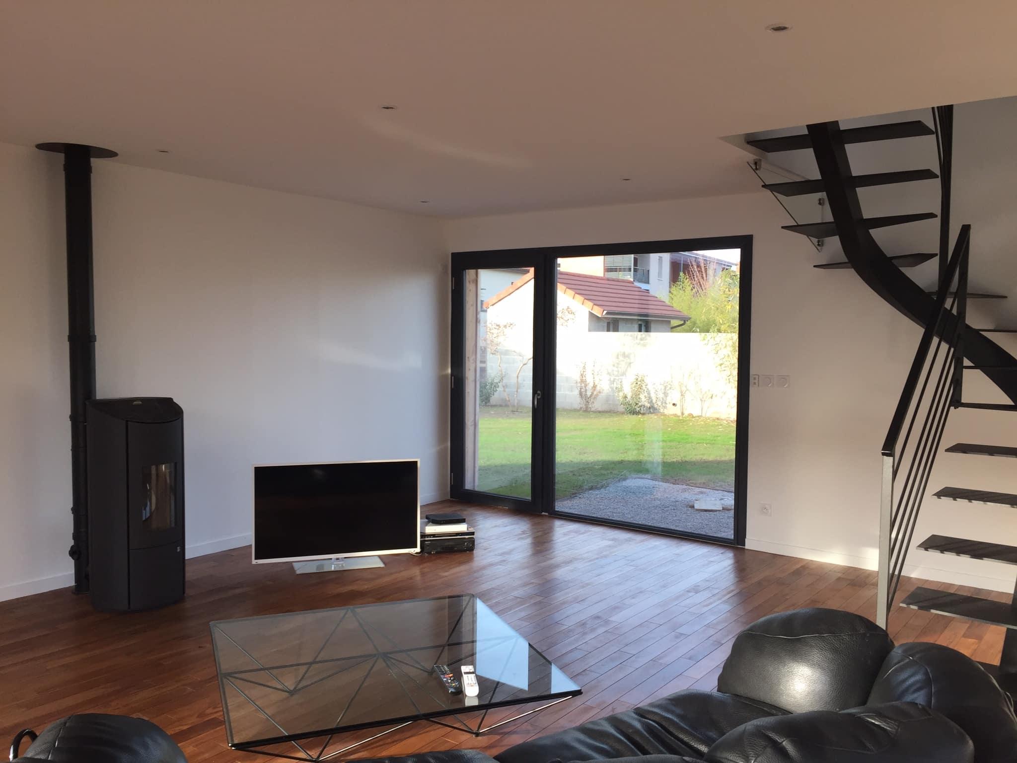 Isolation Confort - Fabricant de portes-fenêtres aluminium dans le Rhône