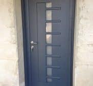 Isolation Confort réalise votre porte d'entrée sur Lyon et sa région