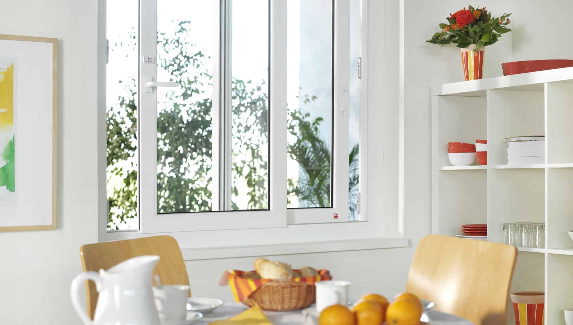 Isolation Confort - Fabrication de fenêtres et portes-fenêtres PVC à Lyon