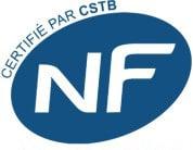 Les volets roulants Bubendorff installés par Isolation Confort sont certifié NF par cstb