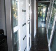 Isolation Confort - Fabrication et installation de portes d'entrée PVC sur Lyon