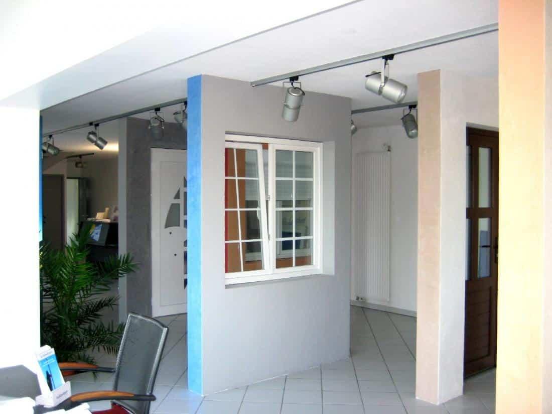 Réalisation double fenêtres battante PVC