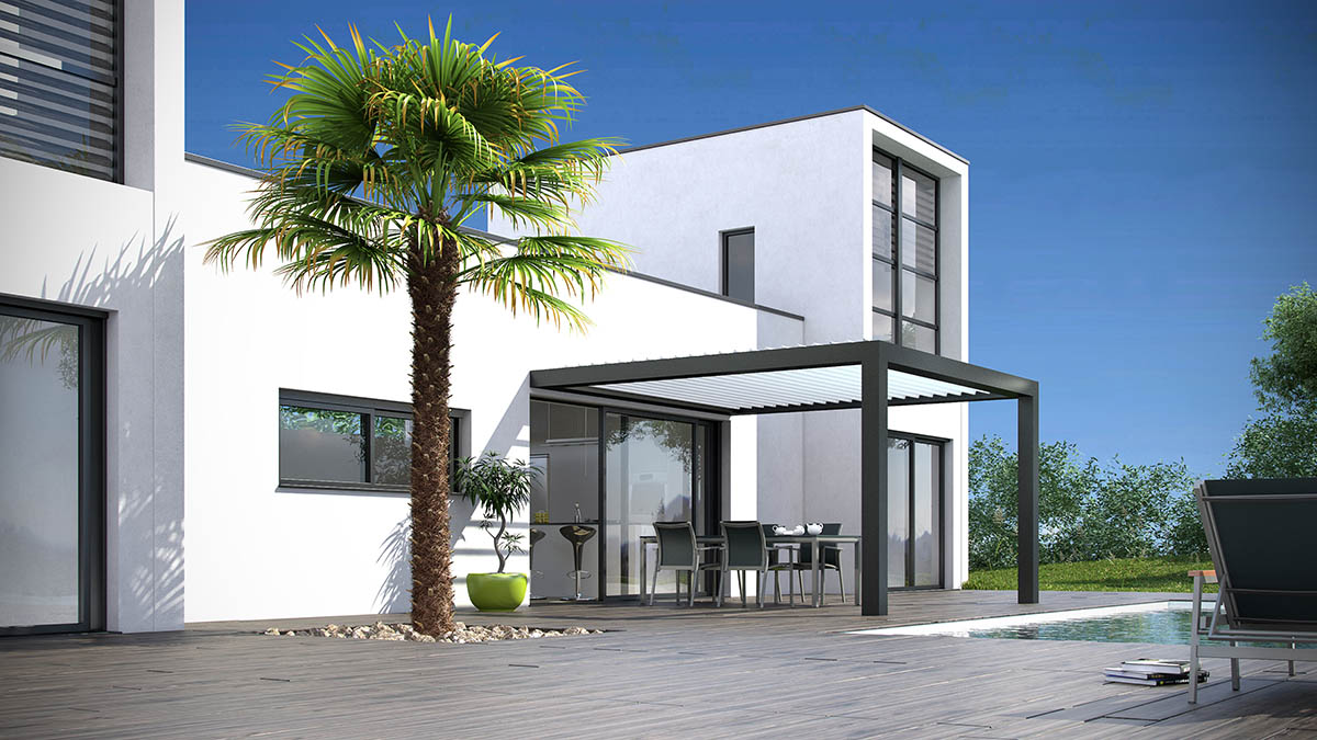 Situé dans le Rhône, Isolation Confort vous propose ses prestations pour vos menuiseries aluminium ou PVC.